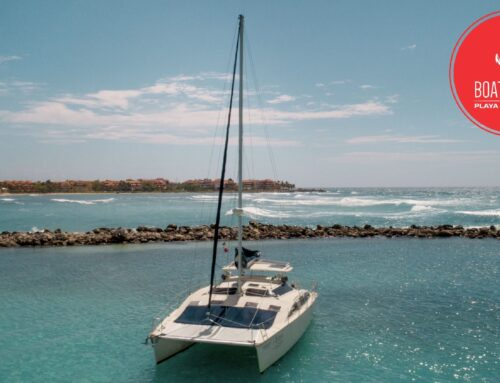 36″ PDQ Catamaran (Up to 15 people) COAST SNORKELING